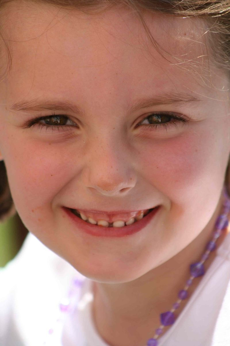 Brenna age 6