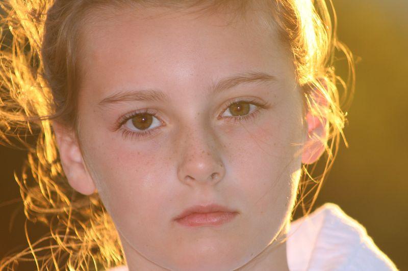 Brenna age 9