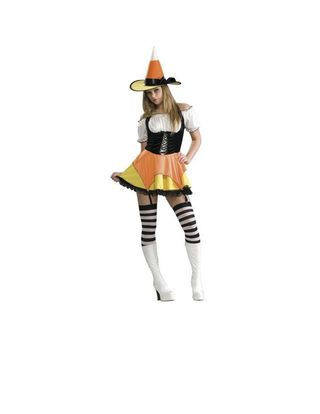 Skanky witch costume