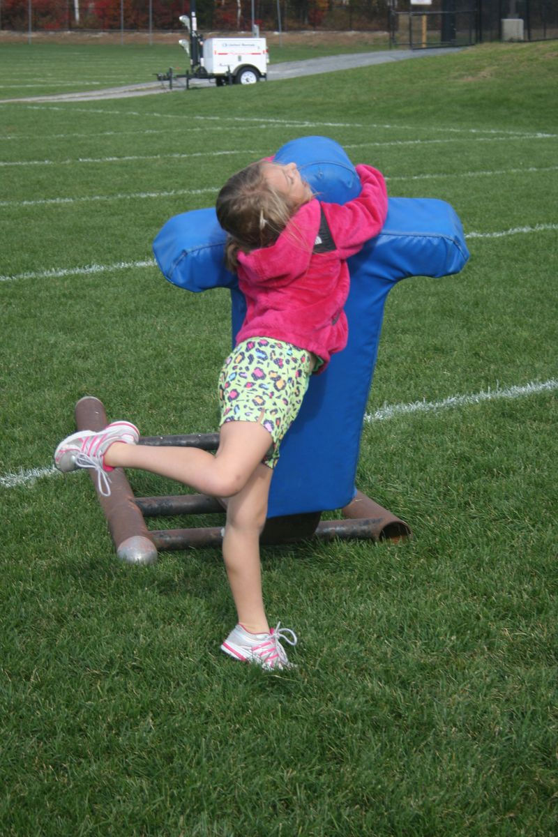Tackle dummy