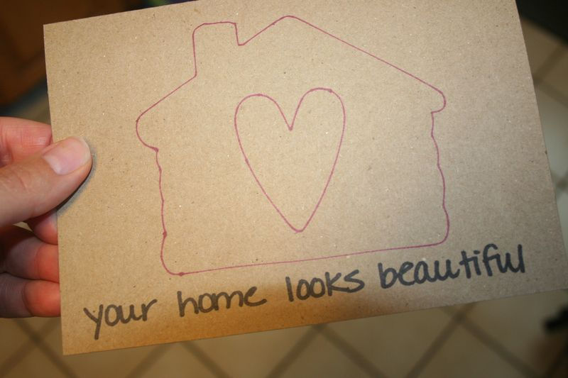 Your home looks beautiful
