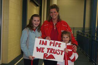 In Pipe we trust