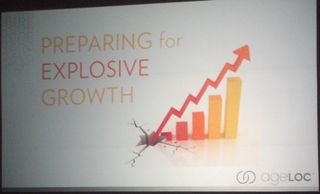 Preparing for explosive growth