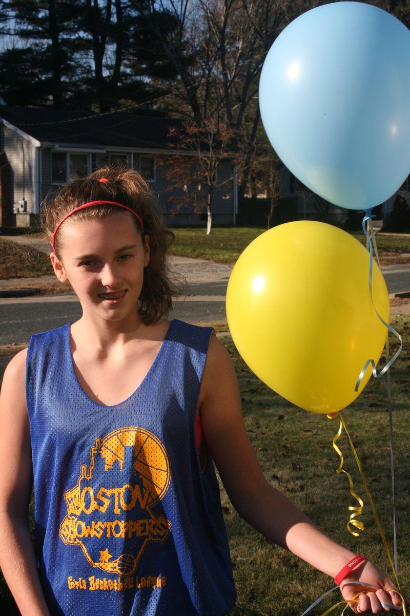 Newtown balloons