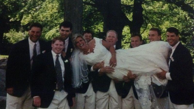 Bobby and Jenn wedding