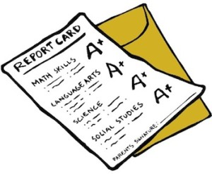 what should happen when your child brings home a great report card
