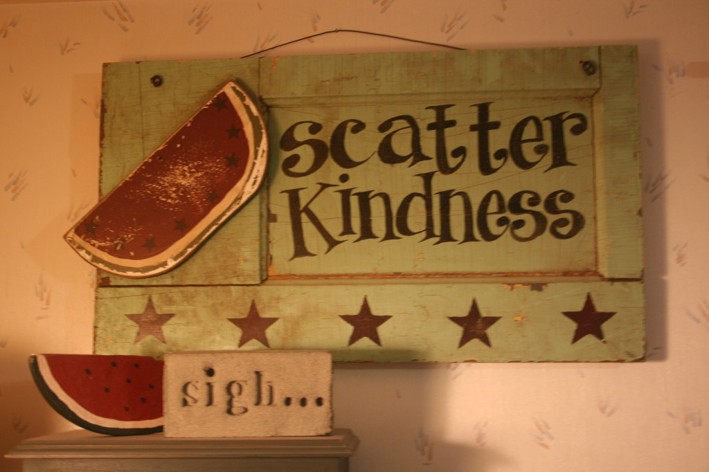 Scatter-Kindness