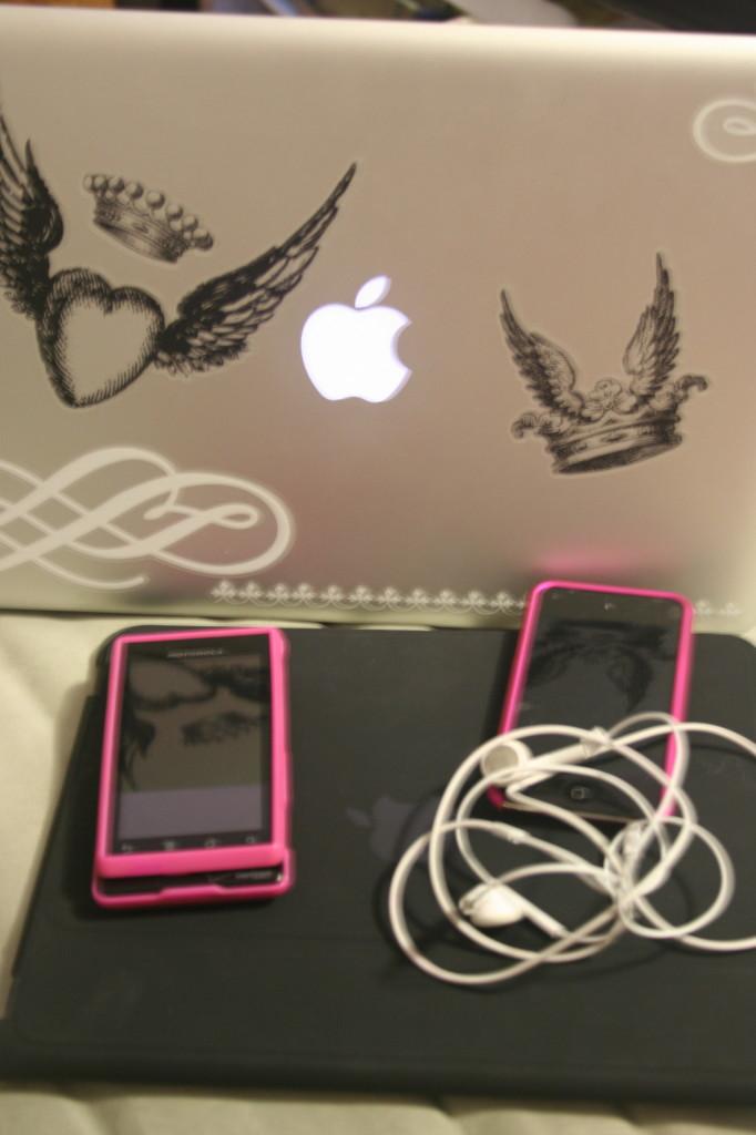 Tech-gadgets