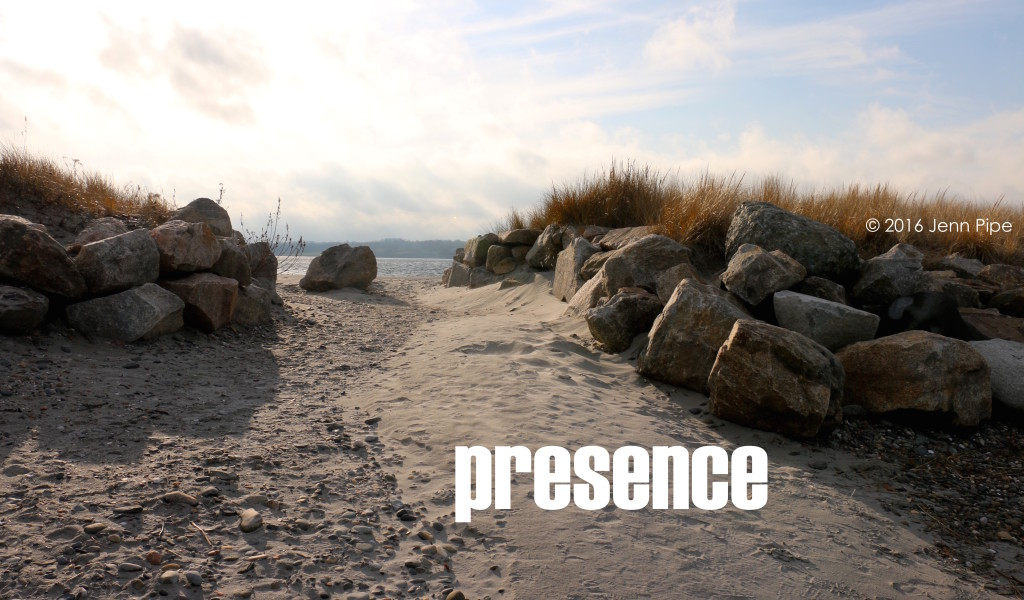 presence: 2016 word of the year