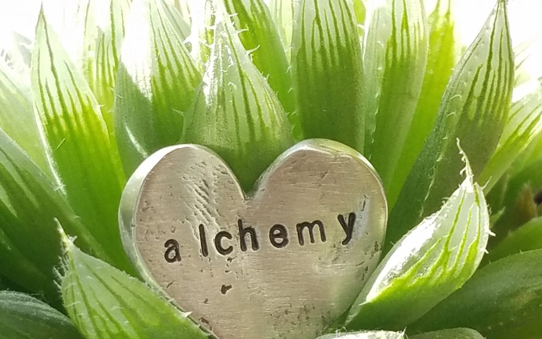 From Presence to Alchemy: My 2017 Word of the Year