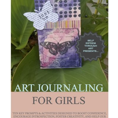 Art Journaling for Girls Ebook