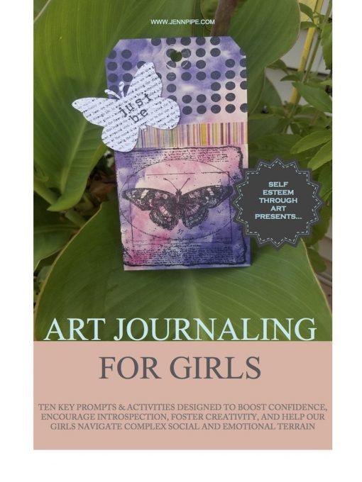 Art Journaling for Girls Ebook